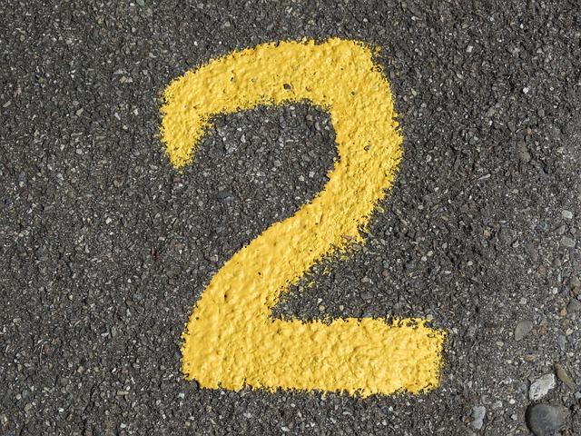 Numerologiczna 2 – czym się wyróżnia?